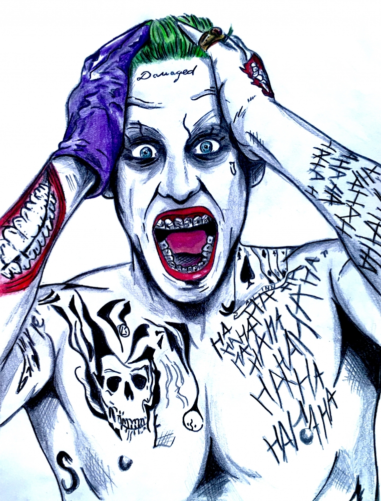 Joker, Jared Leto by morticia
